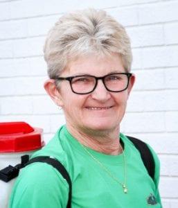 Rhonda Walters, Certified Pest Technician